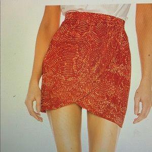 NBD Skirts - NBD mini skirt
